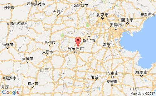 中国港口地图图片