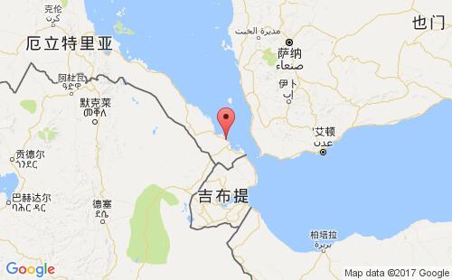 厄立特里亚港口地图图片