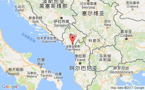 黑山港口地图图片