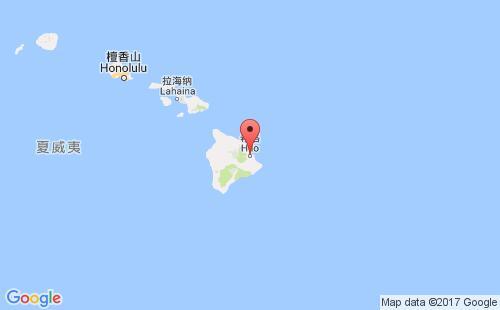 美属太平洋群岛港口地图图片